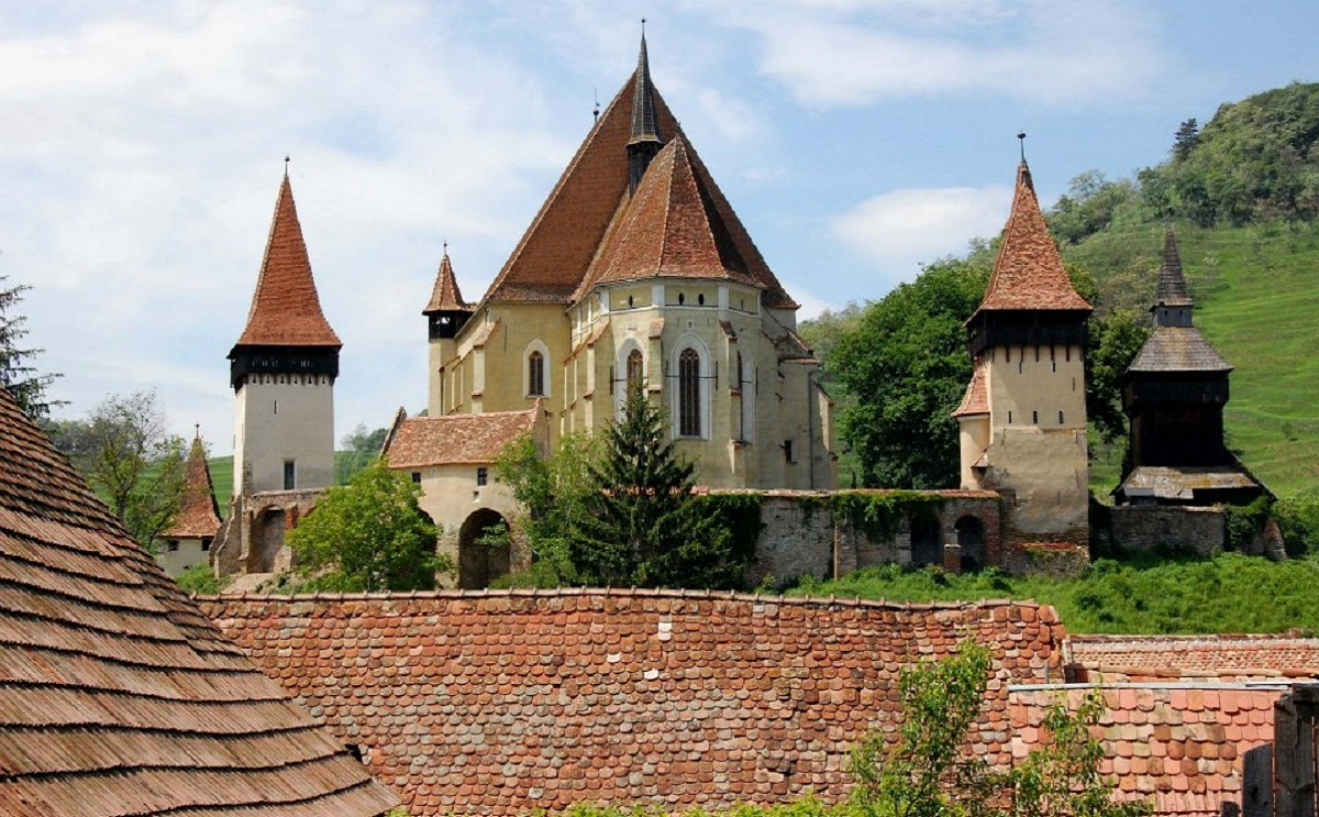 Medieval Transylvania: first time visit!