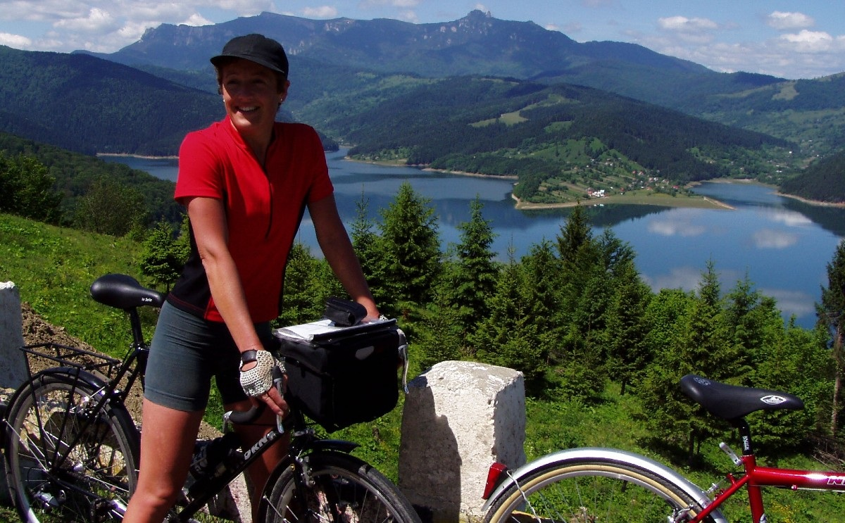 Bike tour in Transylvania