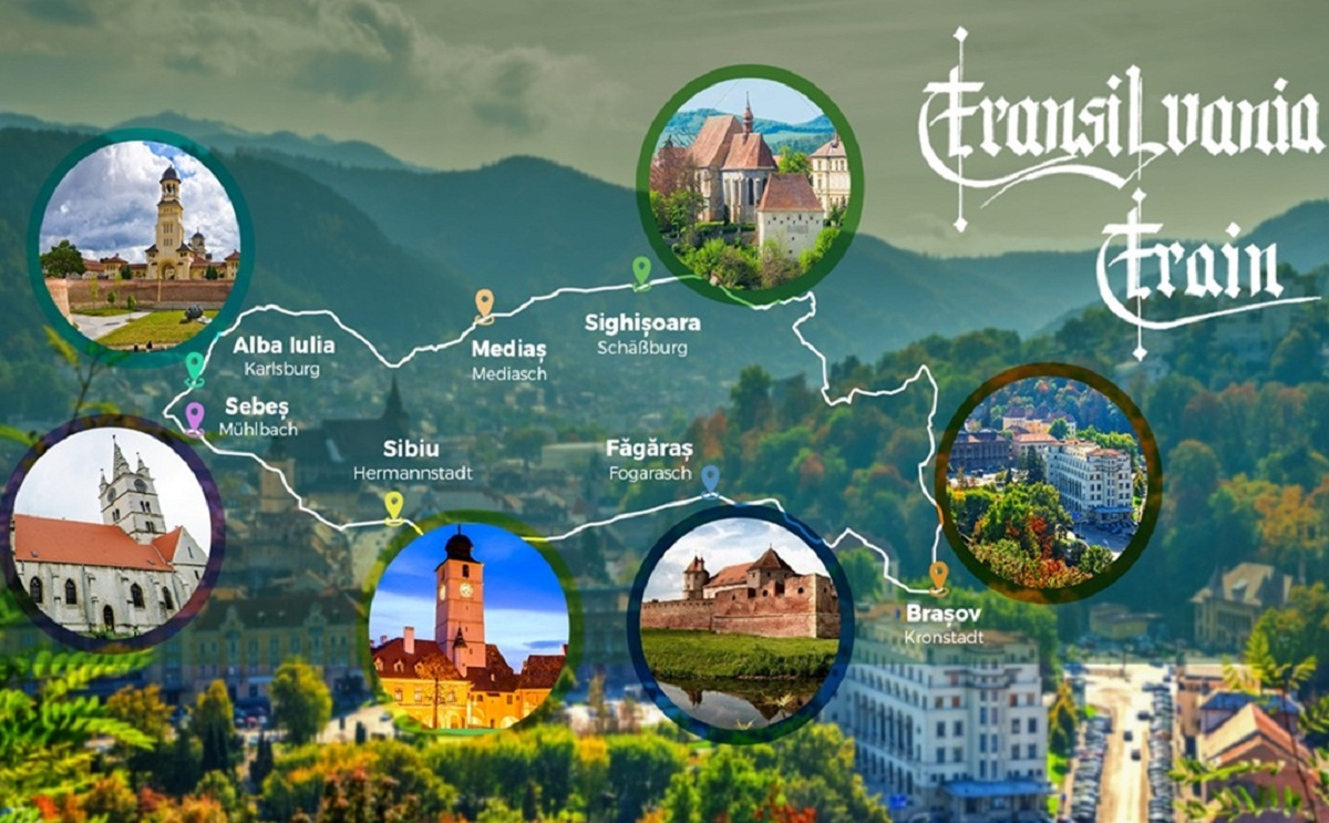 Transilvania Train Adventure - August 26th